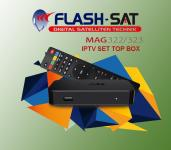 Infomir MAG 322 IPTV SET TOP BOX MULTIMEDIA PLAYER