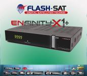 EVO Enfinity X1+ HD Linux Enigma2 DVB-S/S2 Receiver
